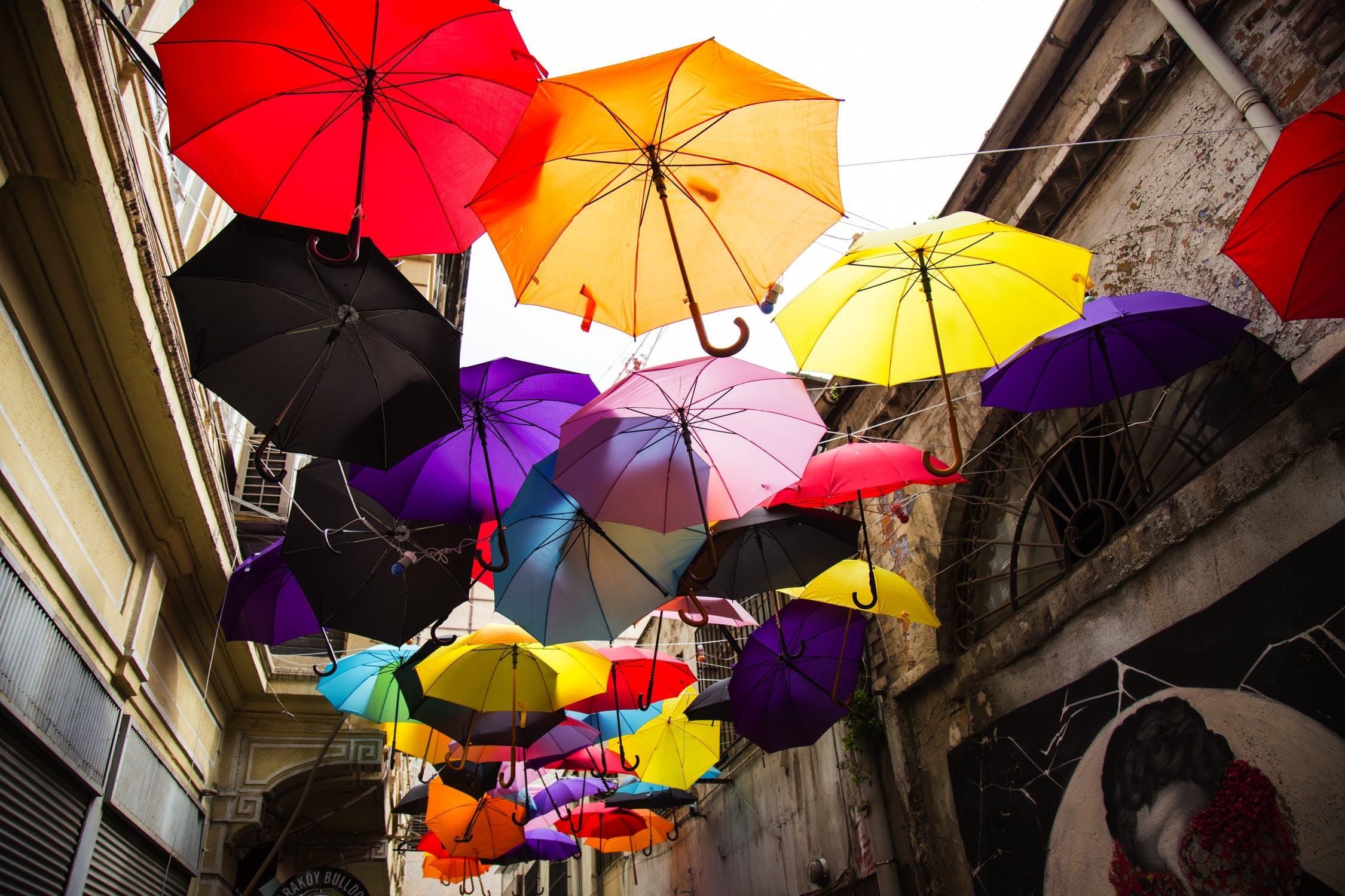 Renk Yağmuru İç Cephe Renk Kartelası